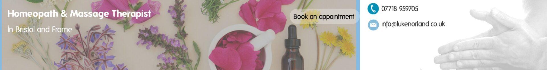 Luke Norland | Homeopath & Massage Therapist